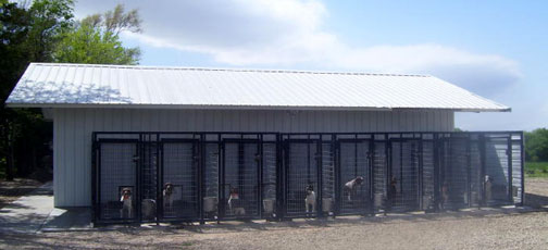Outback Kennels Facility